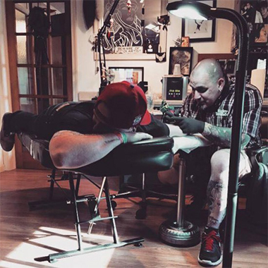 About Tattoo Chris